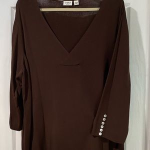 Woman's Cato Long Sleeve Top